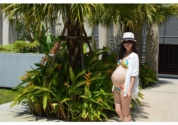 想懷孕去度假