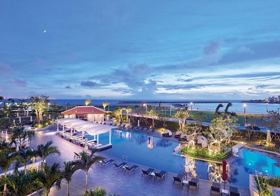 日本沖繩-渡假飯店圖