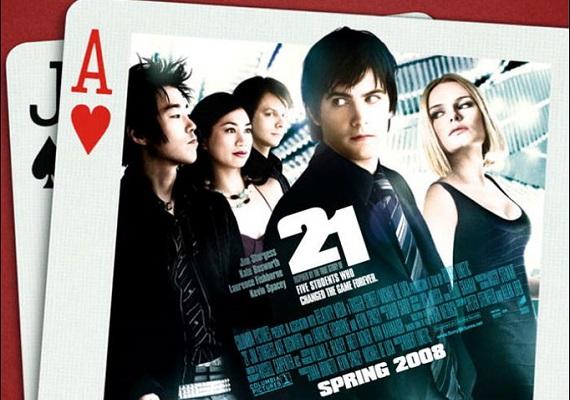 電影《決勝21點》