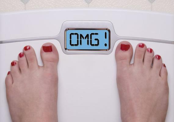 減肥示意圖