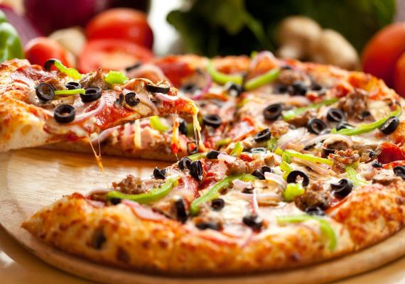 美味 pizza