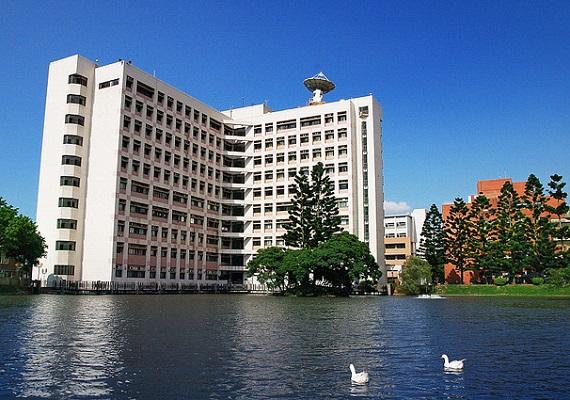 中央大學校景