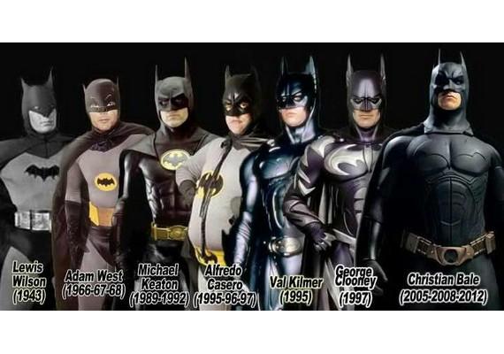 all batman