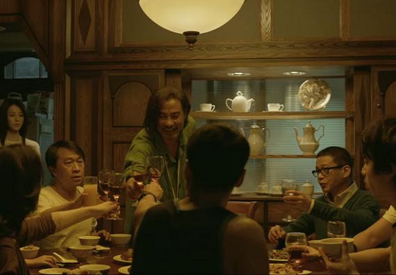 開幕片《樓下的房客》