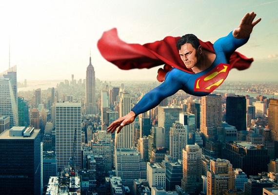 飛行示意圖-超人