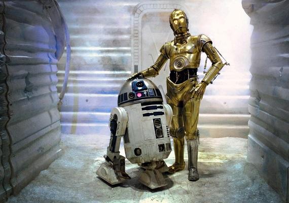 STAR WARS星際大戰 R2-D2