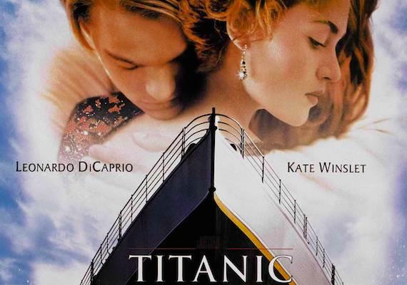 《鐵達尼號》劇照