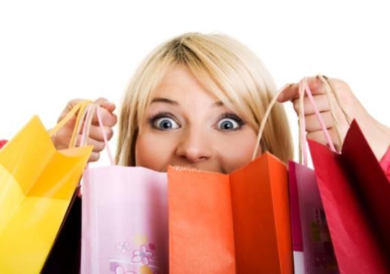 購物狂示意圖