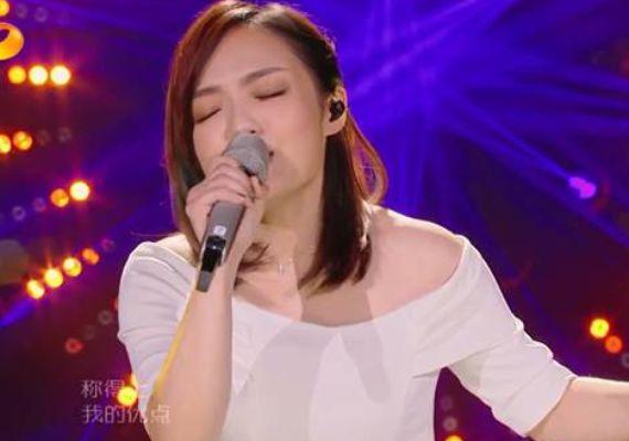 徐佳瑩我是歌手時期