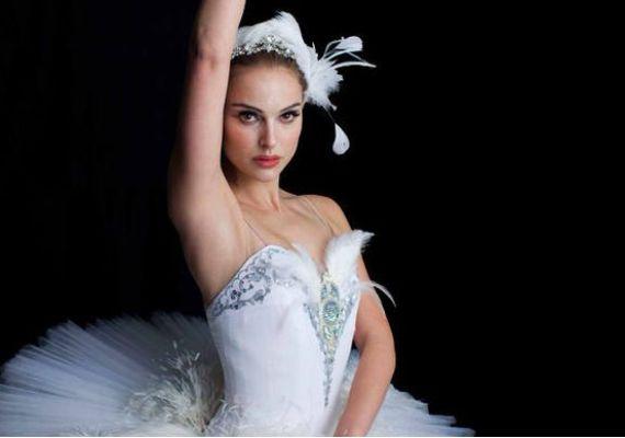 芭蕾女伶-天鵝