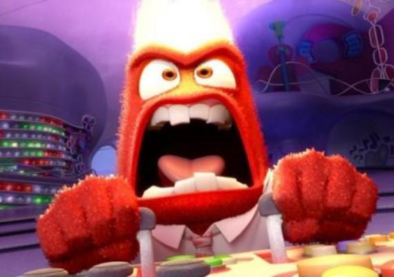 憤怒,怒怒,生氣,火爆,腦筋急轉彎