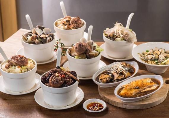米其林評選台灣美食-雙月食品社