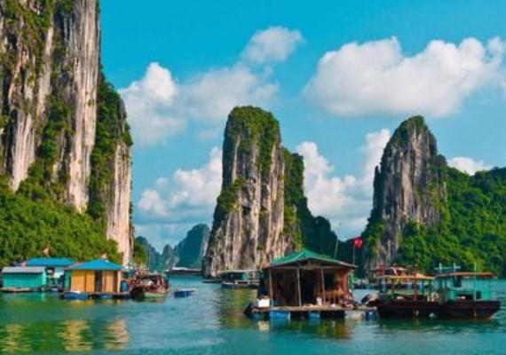 越南景點-下龍灣