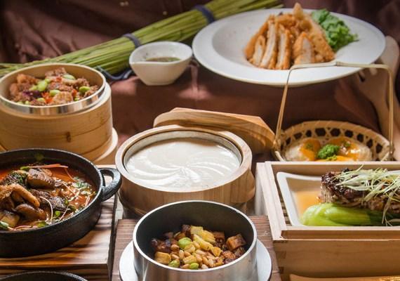 素食潮流十大蔬食餐廳(漢來)