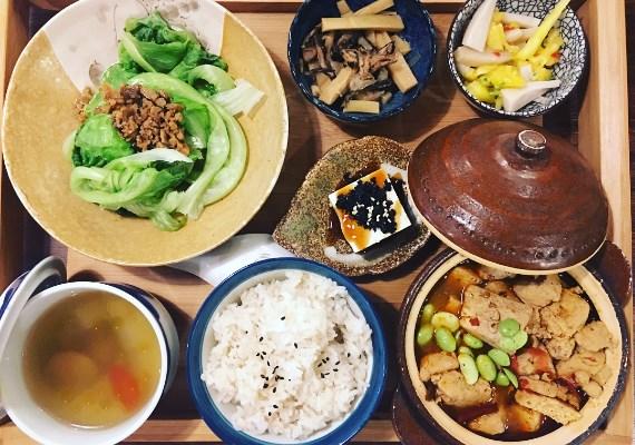 素食潮流十大蔬食餐廳(上善)