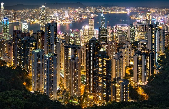夢想幻滅的國家-香港