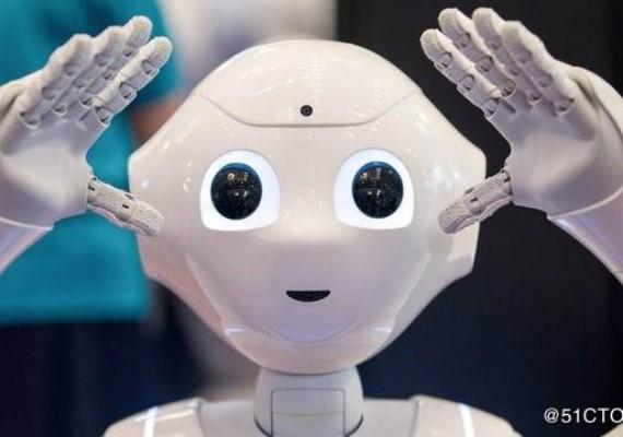 機器人,AI人工智慧