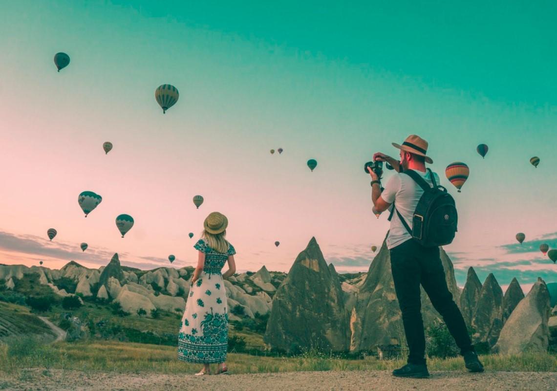 夫妻感情保鮮-一起旅行