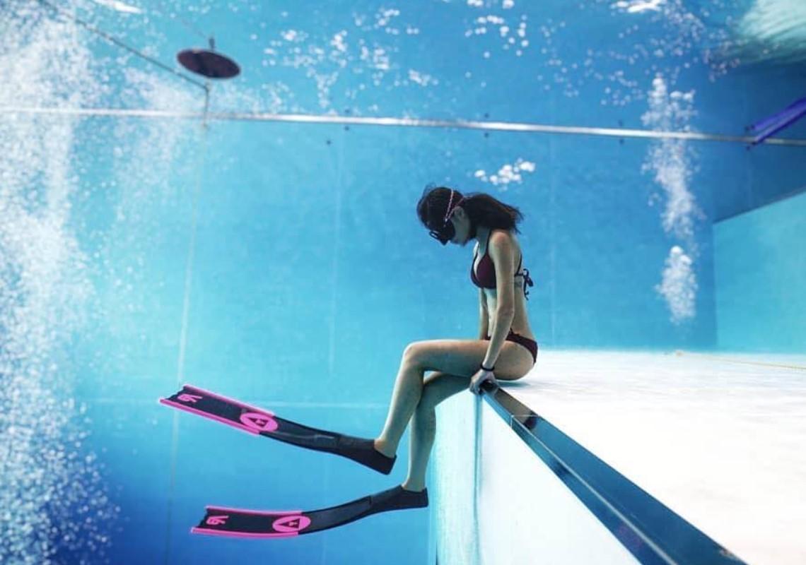 女生最愛的運動-潛水