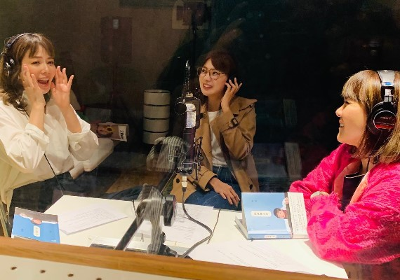 Podcast節目-姐妹悄悄話