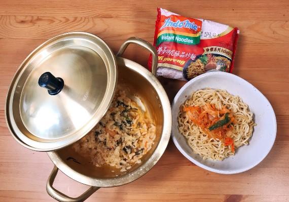 印尼 營多麵