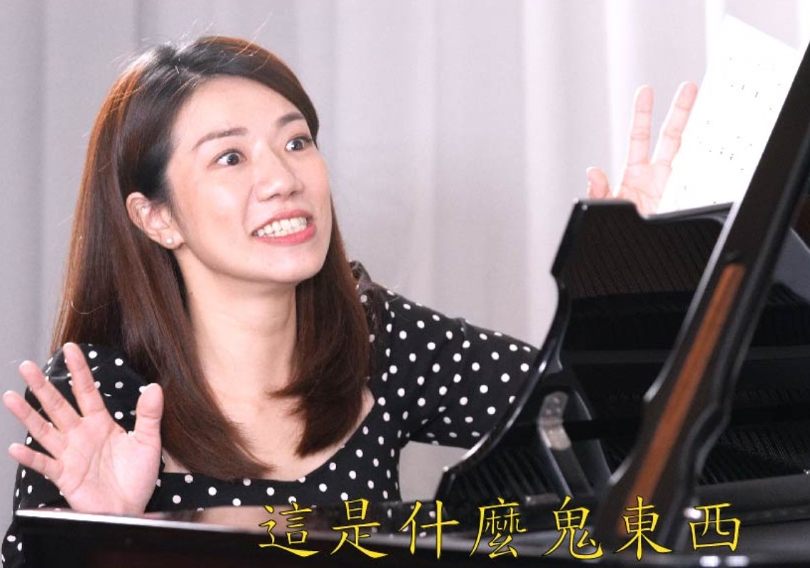 鋼琴YouTuber-江老師