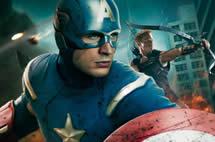 超級英雄胸肌下的秘密!美國隊長2網評大揭密