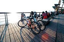 樂活鐵馬美景遊!雙北絕美河濱自行車路線