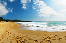 一起看海去!台灣十大浪漫海灘在此!