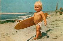 每到夏天就要去海邊!十大衝浪男神來囉!