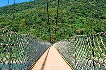 美美卻驚驚!步步驚心的十大絕美吊橋