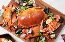 全台必吃「蟹」逅饗宴!秋蟹餐廳、飯店buffet吃到飽大集合