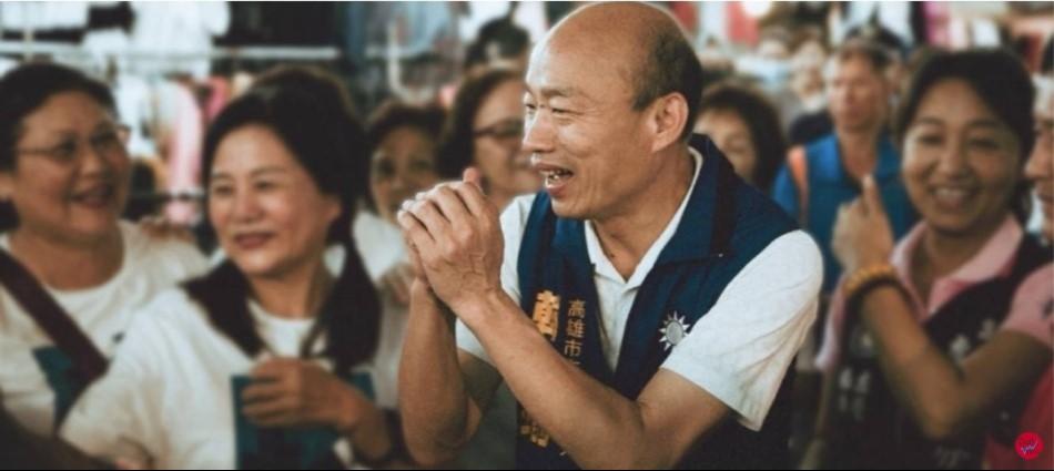 韓流來了怎知道?韓國瑜十大金句「愛情摩天輪」竟然才第六