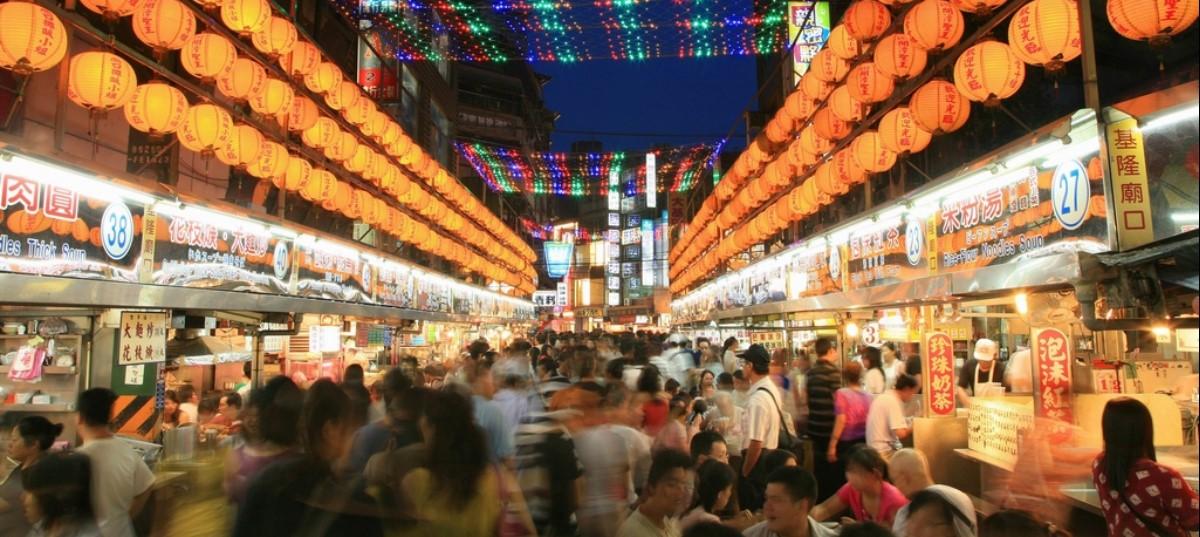 香港人最愛去台灣夜市名單出爐 你去過幾多個?