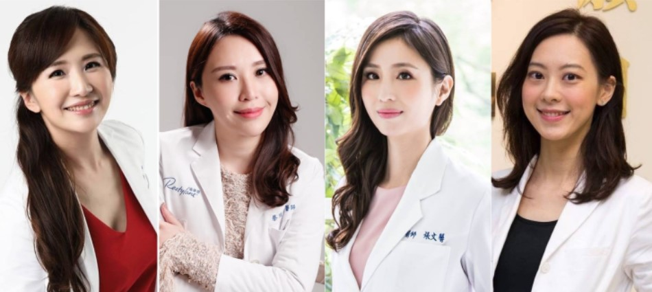 牙醫界林志玲才第4!十大美女醫生讓鄉民「那裡」喊痛痛