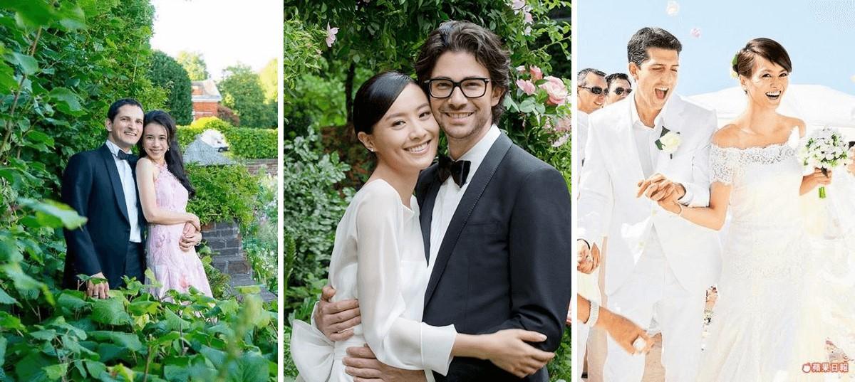得陳法拉嫁外國人?娛樂圈都仲有好多對異國婚,梁詠琪先第三名?