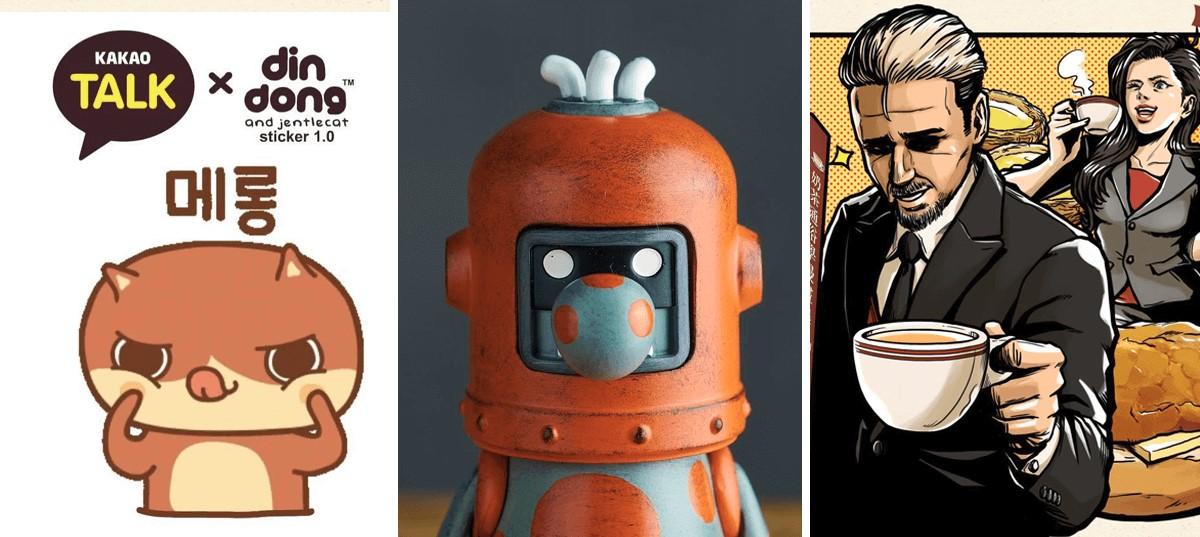黃手套之亂過後:香港出色嘅插畫家你又知幾個?