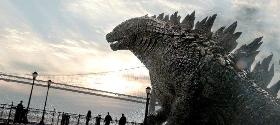 哥吉拉系列電影威震宇宙!網友最熱議這15隻經典怪獸
