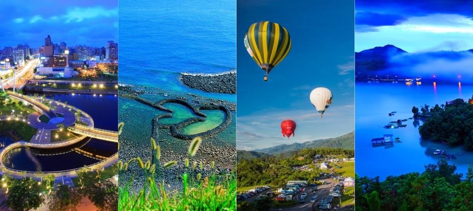 台灣才不是鬼島呢!十大激推外國觀光客的「美夢系」景點
