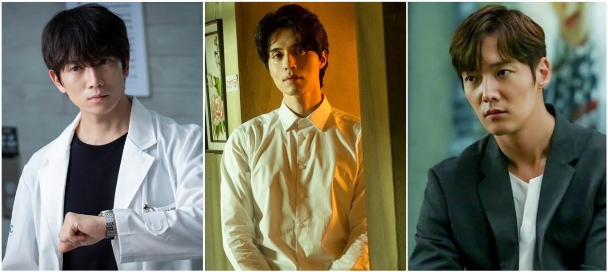 十大韓國醫療劇醫生令人好想被檢查!李棟旭竟然唔係第一名?