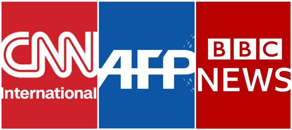 一則報導吸近百萬點閱 反送中受關注十大外國媒體
