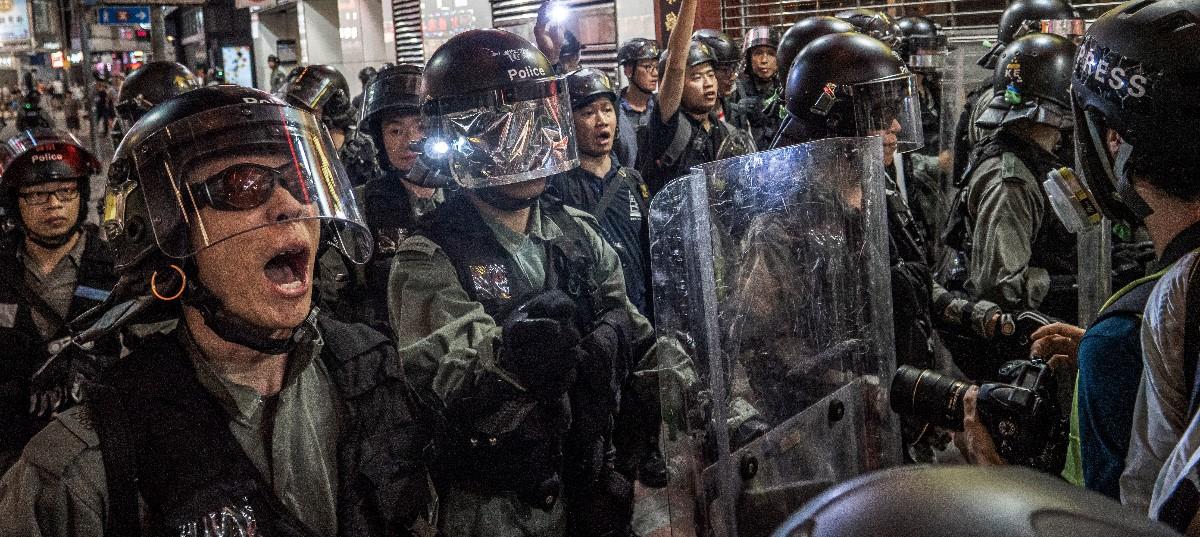 香港警察信任度歷年最低?香港家書,香港市民嘅十大質問