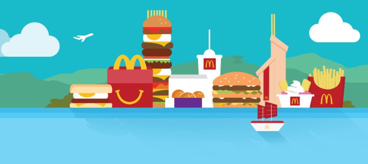 為食卡好應該有依十樣嘢食!大數據分析港人最愛嘅麥當勞小食!