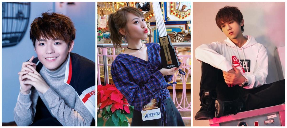 香港音樂傳奇再現!2019年十大爆紅樂壇超新星