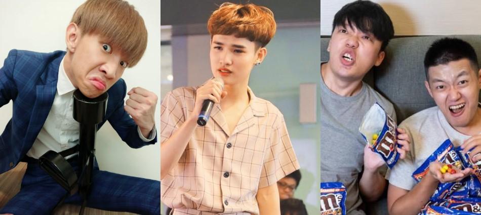 年紀最小才20歲!揭密台灣20大「最具領袖價值」YouTuber