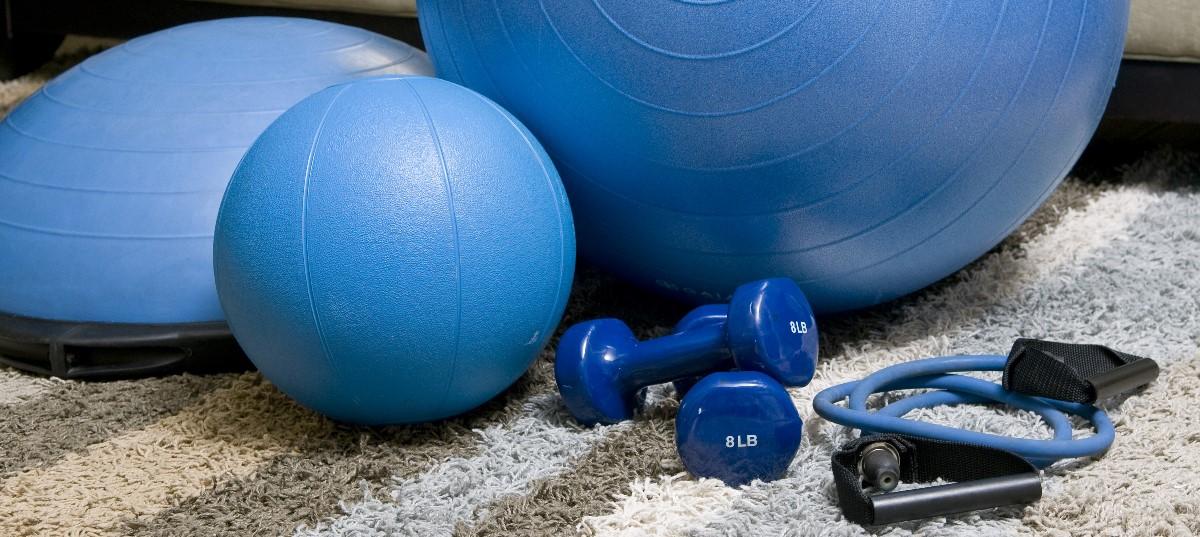 做運動又唔使要用機嘅!10大家中強身健體嘅熱門用具!
