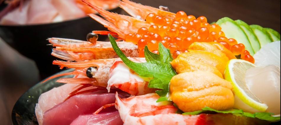 鮭魚海膽比目魚入口即化!台北15大「銷魂系」鮮甜生魚片店