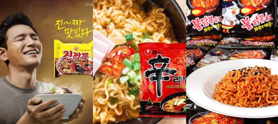 是誰贏過辛拉麵?網友熱議十大超人氣韓國泡麵來了