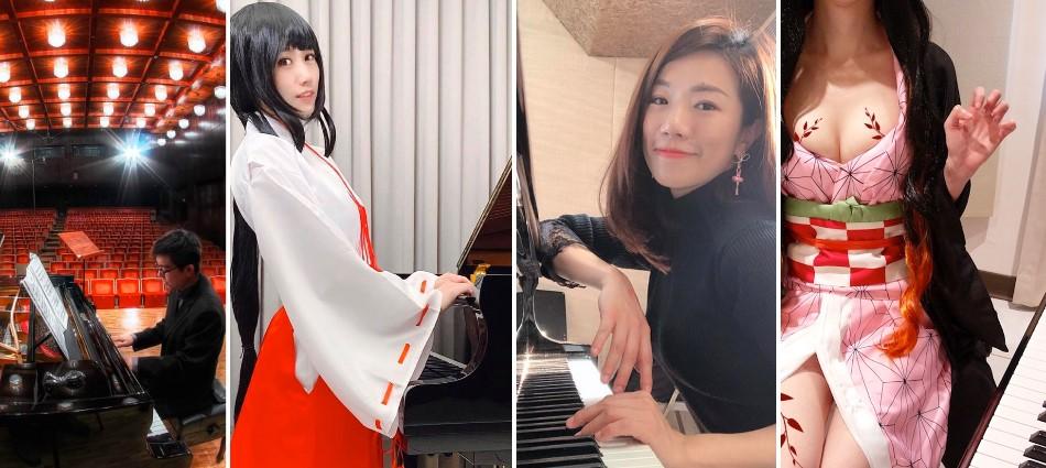 紅蓮華只是基本!10大網友熱議鋼琴YouTuber你追了嗎?