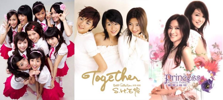比韓團還早喜歡她們!那些年我們追過的10大台灣女團